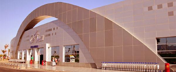 аэропорт Шарм-Эль-Шейх